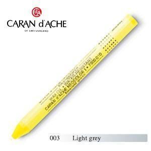 パステル カランダッシュ クラシックライン ネオカラー 1 オイルパステル 単色 ライトグレイ 10個セット 7000-003|nomado1230