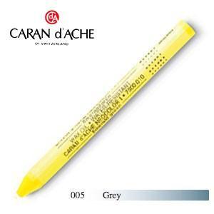 パステル カランダッシュ クラシックライン ネオカラー 1 オイルパステル 単色 グレイ 10個セット 7000-005|nomado1230