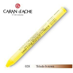 パステル カランダッシュ クラシックライン ネオカラー 1 オイルパステル 単色 トレドブラウン 10個セット 7000-028|nomado1230