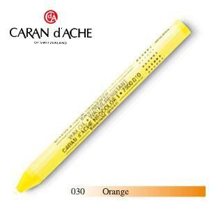 パステル カランダッシュ クラシックライン ネオカラー 1 オイルパステル 単色 オレンジ 10個セット 7000-030|nomado1230