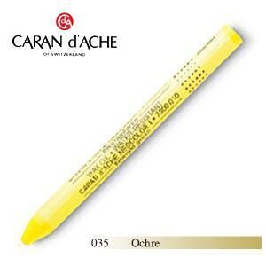 パステル カランダッシュ クラシックライン ネオカラー 1 オイルパステル 単色 オーカー 10個セット 7000-035|nomado1230