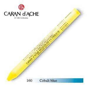 パステル カランダッシュ クラシックライン ネオカラー 1 オイルパステル 単色 コバルトブルー 10個セット 7000-160|nomado1230