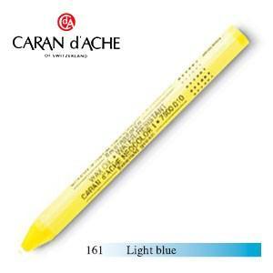 パステル カランダッシュ クラシックライン ネオカラー 1 オイルパステル 単色 ライトブルー 10個セット 7000-161|nomado1230