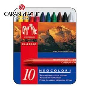 クレヨン カランダッシュ クラシックライン ネオカラー 1 10色 クレヨン 7000-310|nomado1230