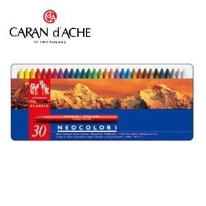 クレヨン カランダッシュ クラシックライン ネオカラー 1 30色 クレヨン 7000-330|nomado1230