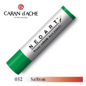 カランダッシュ アーティストライン ネオアート 水溶性ワックスパステル 単色 saffron 3個セット 7300-052|nomado1230