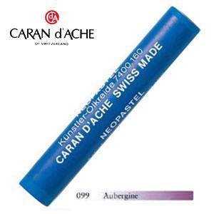 パステル カランダッシュ アーティストライン ネオパステル オイルパステル 単色 aubergine 9個セット 7400-099|nomado1230