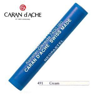 パステル カランダッシュ アーティストライン ネオパステル オイルパステル 単色 クリーム 9個セット 7400-491|nomado1230