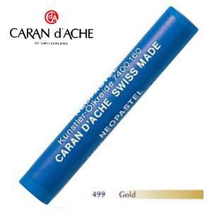 パステル カランダッシュ アーティストライン ネオパステル オイルパステル 単色 ゴールド 9個セット 7400-499|nomado1230