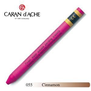 クレヨン カランダッシュ クラシックライン ネオカラー 2 水溶性クレヨン 単色 シナモン 10個セット 7500-055|nomado1230