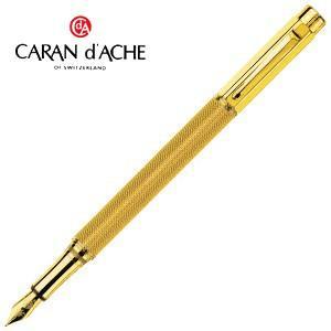 カランダッシュ バリアス 特別素材使用 コレクション アイバンホー 万年筆 ゴールド YN4490-514|nomado1230