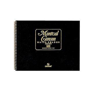 スケッチブック キャンソン モンバルキャンソン スパイラルとじ F2サイズ スケッチブック 5冊セット C12|nomado1230