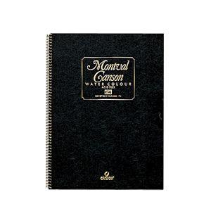 スケッチブック キャンソン モンバルキャンソン スパイラルとじ F4サイズ スケッチブック 5冊セット C14|nomado1230