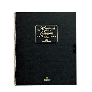 スケッチブック キャンソン モンバルキャンソン スパイラルとじ F8サイズ スケッチブック 3冊セット C18|nomado1230