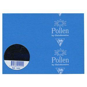 カード クレールフォンティーヌ POLLEN ポレン ポレンミニカード 5セット コバルトブルー cf1222|nomado1230