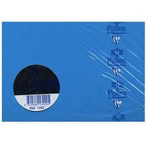 カード クレールフォンティーヌ POLLEN ポレン 四角カード 25枚入 5セット コバルトブルー cf1322|nomado1230