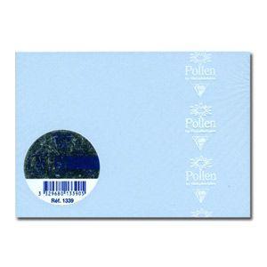 カード クレールフォンティーヌ POLLEN ポレン 四角カード 25枚入 5セット ブルー cf1339|nomado1230