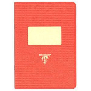 ノート A5 横罫 クレールフォンティーヌ 1951 A5サイズ 8ミリ横罫 復刻ノート 3冊セット オレンジ cf195436|nomado1230