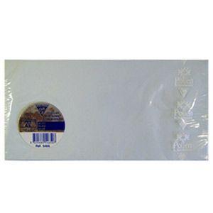 封筒 A4 クレールフォンティーヌ POLLEN ポレン A4 三つ折サイズ封筒 20枚入 5セット ブルー cf5465|nomado1230
