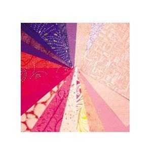 印刷用紙 クレールフォンティーヌ アートペーパー パピエドゥモンド 20枚入 3セット ピンク・パープル cf95084|nomado1230