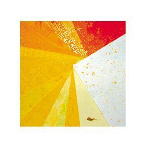 印刷用紙 クレールフォンティーヌ アートペーパー パピエドゥモンド 20枚入 3セット イエロー・オレンジ cf95088|nomado1230