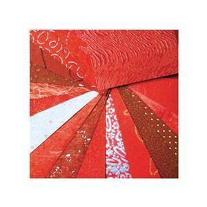 印刷用紙 クレールフォンティーヌ アートペーパー パピエドゥモンド 20枚入 3セット レッド cf95089|nomado1230
