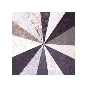 印刷用紙 クレールフォンティーヌ アートペーパー パピエドゥモンド 20枚入 3セット ブラック・ホワイト cf95183|nomado1230