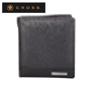 カードケース メンズ 革 名入れ クロス FV ビジネスカードケース コーヒー AC028141-2|nomado1230