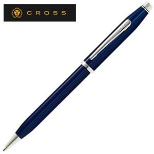 高級 ボールペン 名入れ クロス センチュリー2 ボールペン トランスルーセントブルーラッカー AT0082WG-103|nomado1230