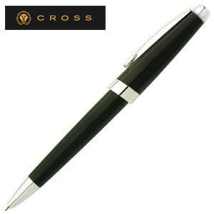 高級 ボールペン 名入れ クロス アベンチュラ ボールペン ブラック AT01521|nomado1230
