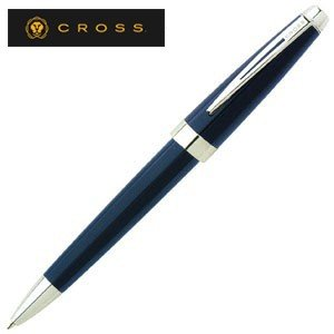 高級 ボールペン 名入れ クロス アベンチュラ ボールペン ブルー AT01522|nomado1230