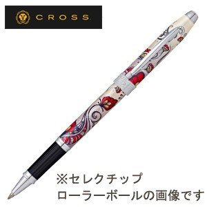 高級 ボールペン クロス ボタニカ ボールペン レッド AT0642-3|nomado1230