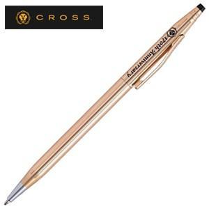 高級 ボールペン クロス クラシックセンチュリー 170周年ギフトセット ボールペン+ペンポーチ 14金張 1502-1|nomado1230