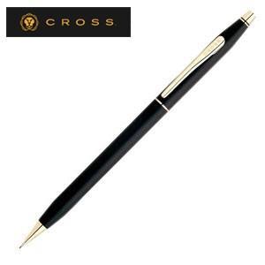 シャーペン 高級 名入れ クロス クラシックセンチュリー ペンシル クラシックブラック No. 250305|nomado1230