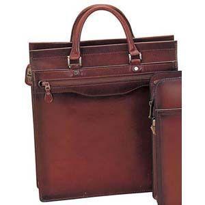 ショルダーバッグ 革 國鞄(コクホー) ビジネスバッグシリーズ ハード牛革タイプ A4サイズ タテ型 ファスナー式 No. 2411|nomado1230