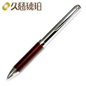 高級 ボールペン 名入れ 久慈琥珀 琥珀ボールペン ボールペン BP1|nomado1230