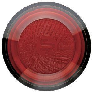 印鑑 クラフトデザインテクノロジー (CDT) 朱肉 6個セット アンバー 940-004A|nomado1230