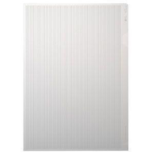 クリアポケット クラフトデザインテクノロジー (CDT) クリアファイル 10枚セット ホワイト 940-006W|nomado1230