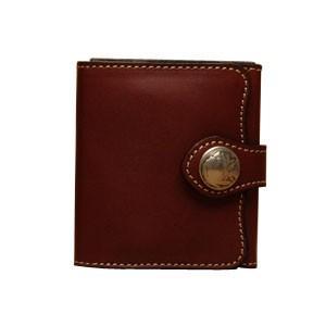 メンズ財布 革 名入れ ケイシーズ(KCs) ビルフォード デスペラード カウハイド ブラウン KIB500B|nomado1230