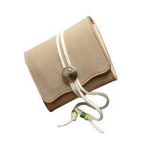 メンズ財布 革 名入れ ケイシーズ(KCs) エキゾチック デスペラード ベージュ ヌバック ビルフォールド KIB502A|nomado1230