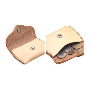 コインケース メンズ 革 名入れ ケイシーズ(KCs) インレイ&オーバーレイ レッド&タン テネシー コインケース KMC552E|nomado1230|05