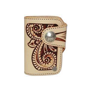 カードケース メンズ 革 名入れ ケイシーズ(KCs) クラフト サドル コロラドト カードケース KPC509A|nomado1230