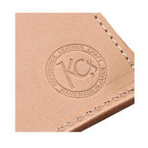 カードケース メンズ 革 名入れ ケイシーズ(KCs) クラフト ブラック フォート ワース デラックス KPC010BK|nomado1230|05