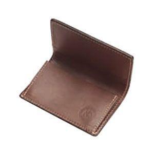 カードケース メンズ 名入れ ケイシーズ(KCs) カードケース フォートワース クロコダイル コニャック KPC514A|nomado1230|02