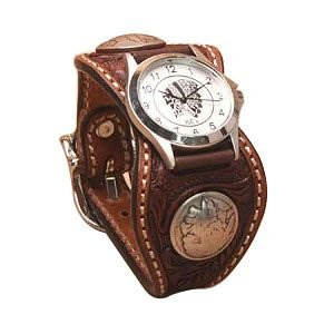 腕時計 革 ケイシーズ(KCs) クラフト エスパニューラ アーモンド ウォッチブレス KPR510B|nomado1230