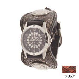 腕時計 ケイシーズ(KCs) エスパニョーラ ブリック ウォッチブレス ラッセルパイソン KPR515C|nomado1230