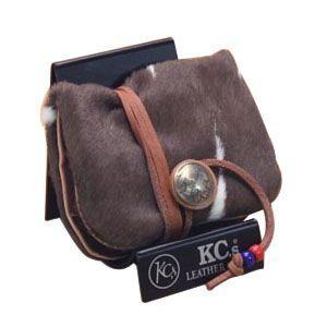 コインケース メンズ 革 名入れ ケイシーズ(KCs) エキゾチック アンボーン ブラウン&ホワイト ミニ ウォレット KSMW503A nomado1230