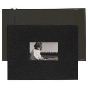コロ(KOLO) ニューポート11×14 ブラック アルバム 2セット No. 1002001 nomado1230