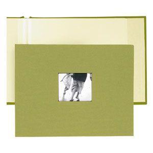 アルバム コロ(KOLO) ニューポート8.5×11 セージ アルバム 2セット No. 1002204 nomado1230