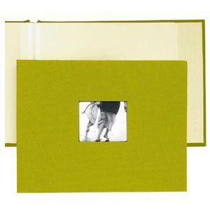 アルバム コロ(KOLO) ニューポート8.5×11 シャルトリューズ アルバム 2セット No. 1002207 nomado1230